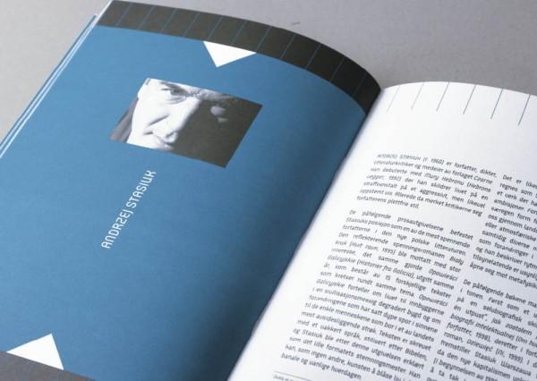 Dni literatury polskiej - projekt graficzny