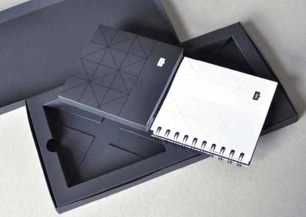 Notesy - projekty graficzne