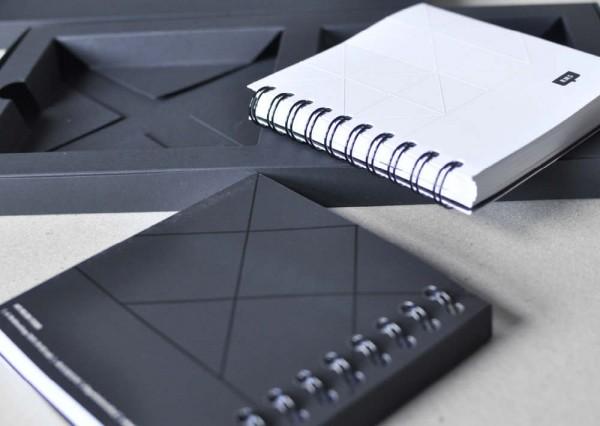 Firmowe notesy - projekty graficzne