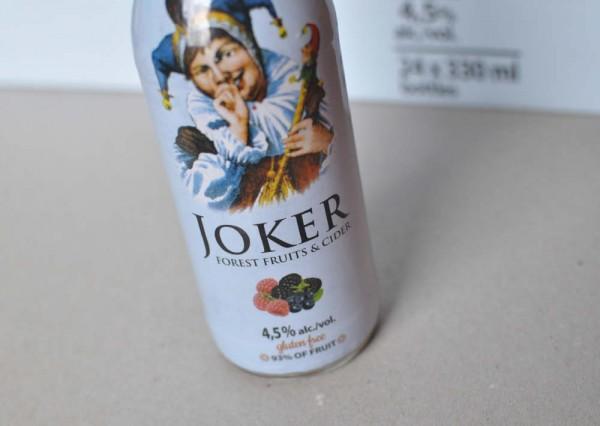 Etykieta na butelkę