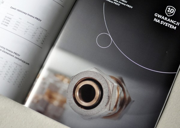 Katalog reklamowy - projektowanie