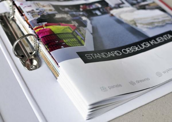 Zaprojektowanie podręcznika