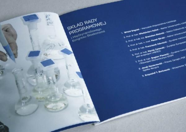 Identyfikacja wizualna - broszura informacyjna