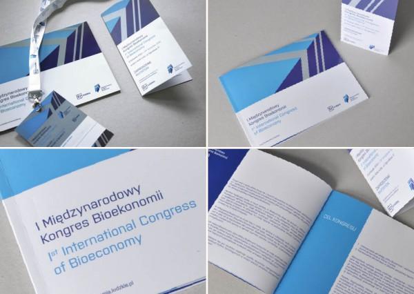 Projekty graficzne - druki promocyjne