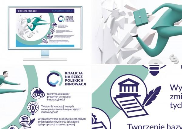 Infografika - projekt graficzny