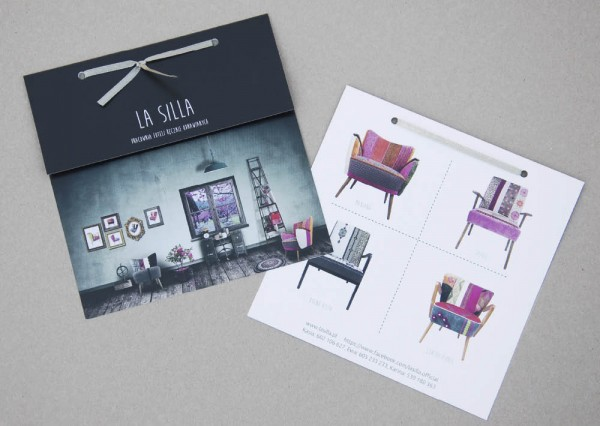 Projekty graficzne La Silla