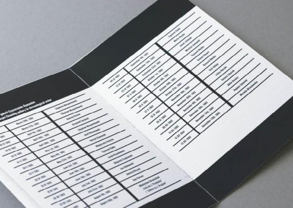Projekt graficzny broszury informacyjnej