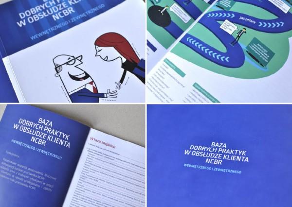 Projekty graficzne publikacji
