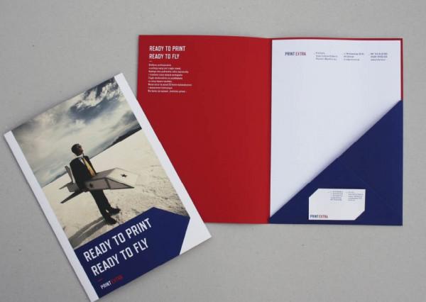 Projekt grafiki - druku firmowego