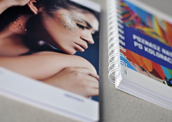 kalendarz firmowy - projekt graficzny