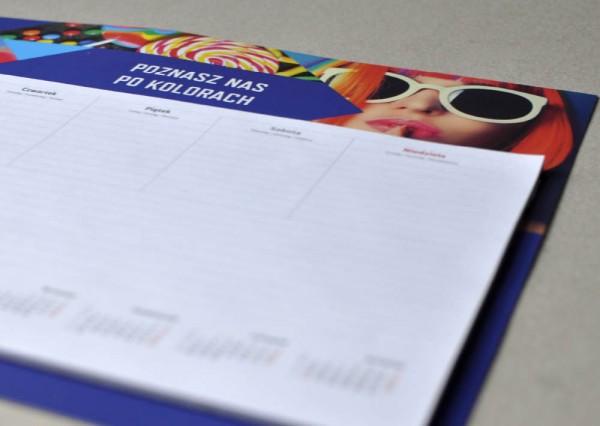 Kalendarze reklamowe Łódź