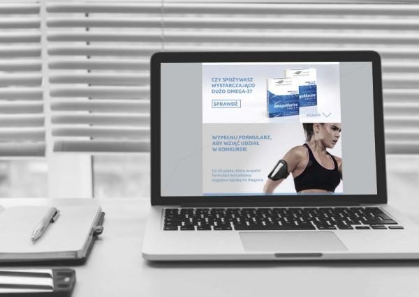 Projektowanie grafik - strona www