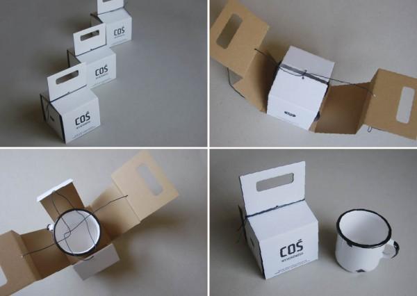 Projekt grafiki - opakowanie pakietu reklamowego