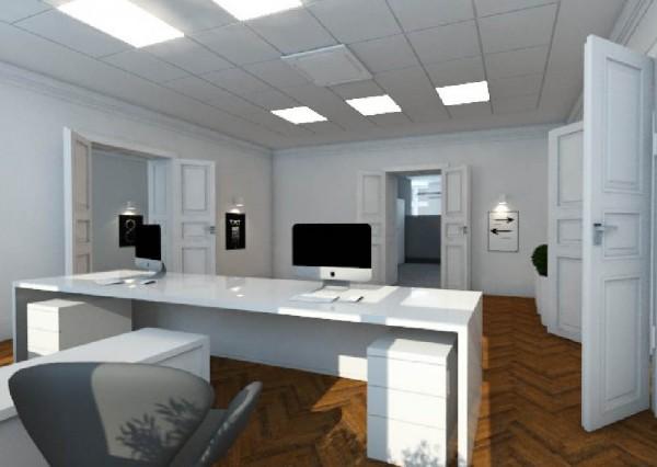 Projekt biura - projektowanie grafik