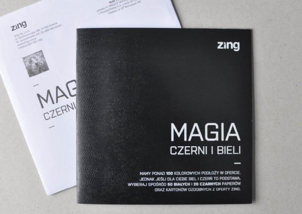 Mailing reklamowy - druki firmowe