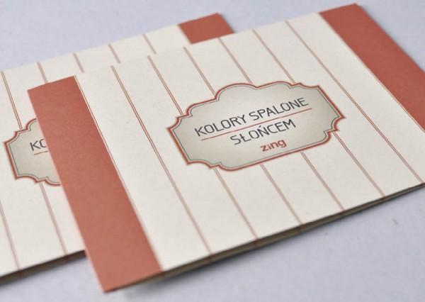 Mailing - projektowanie graficzne