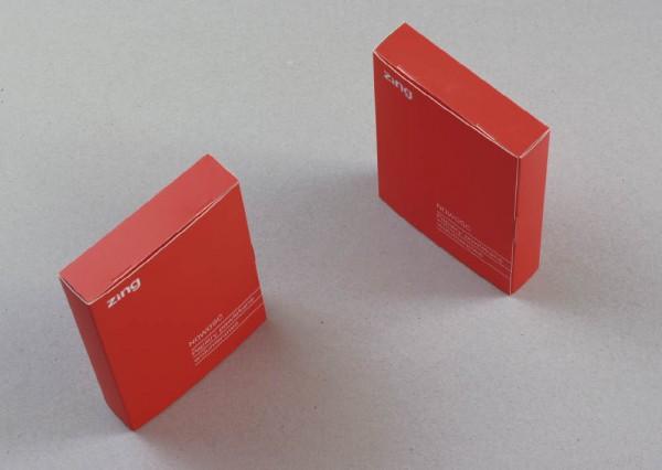 Projekty graficzne - pudełka z logo