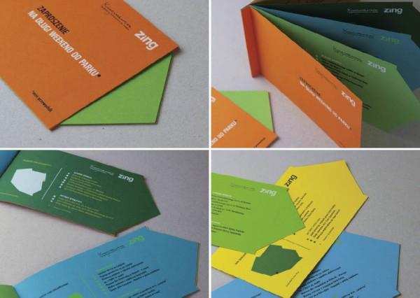 Pakiet promocyjny - projekt graficzny