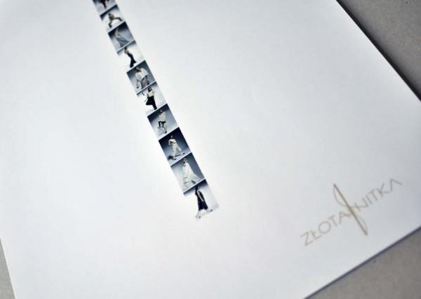 Kalendarz z logo firmy